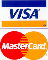 CREDIT/DEBIT CARDS ACCEPTED